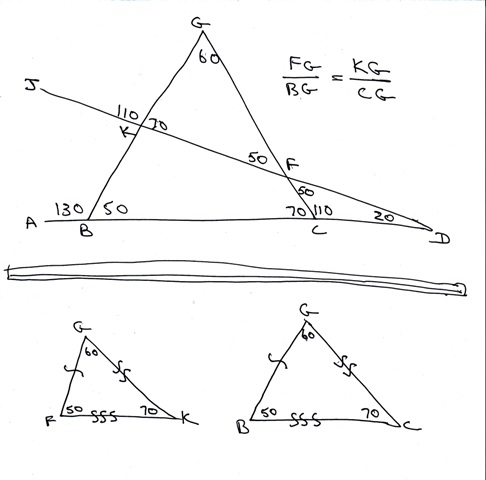 Corresponding Angles And Sides The Corresponding Angles