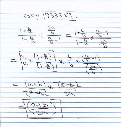 math worksheet : solution please solve this plex fraction show and explain all  : Complex Fraction Worksheet