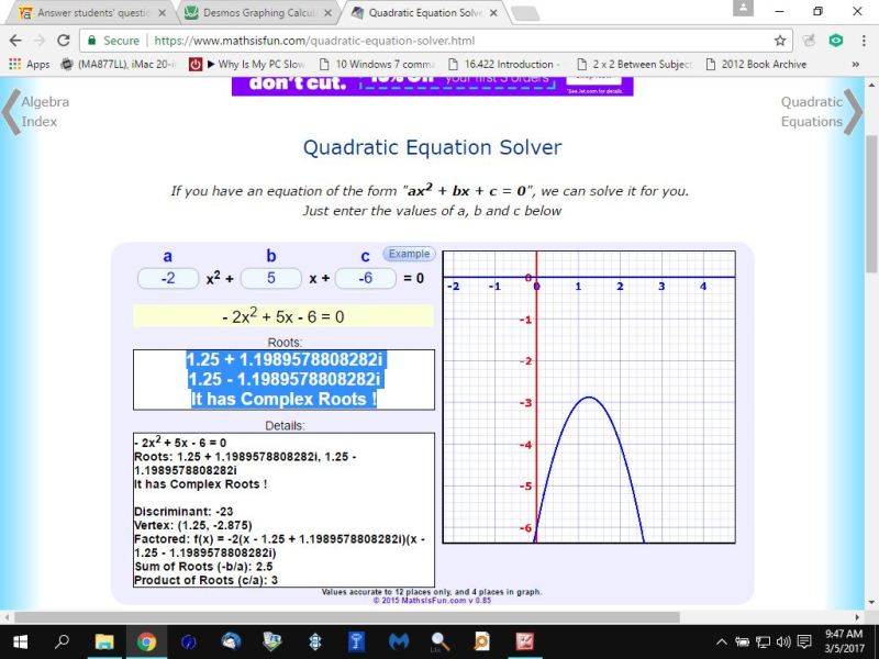Factoring ax2bxc worksheet 8 6
